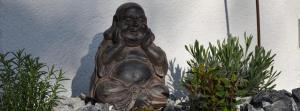 Der Hüter des Hauses: Der lachende Buddha